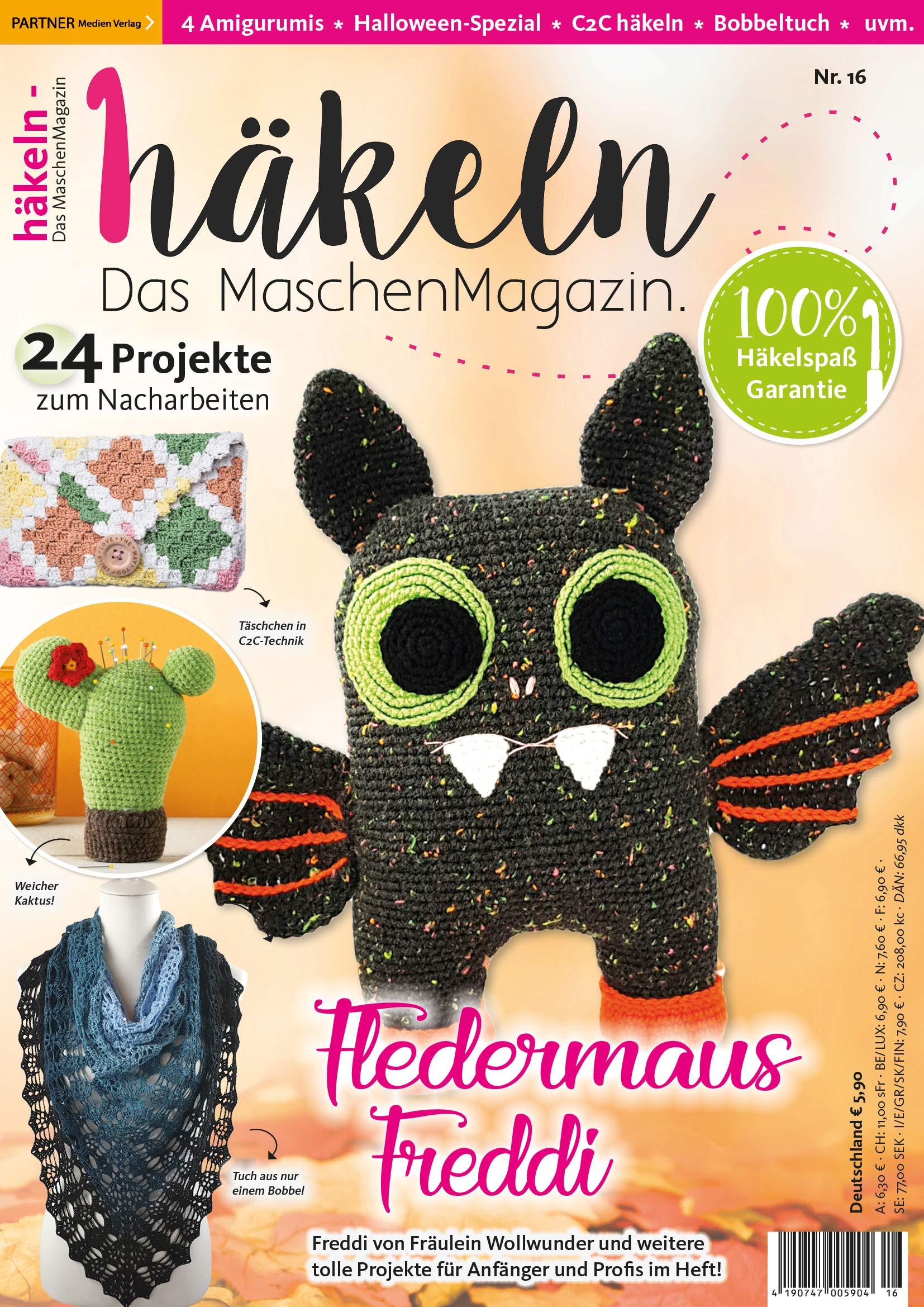 Shadow die kleine Fledermaus Häkelanleitung Amigurumi Häkeln PDF   2339x1654