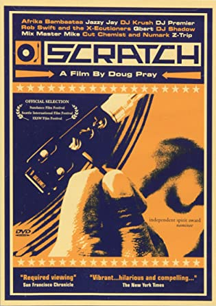 Amazon com: Scratch: Afrika Bambaataa, Jazzy Jay, DJ Krush, DJ