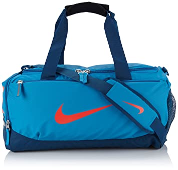 e53f1eae3d Nike Team Training Max Air Duffel Bag multi-coloured Light Blue  Lacquer Light Blue