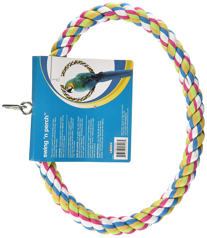 Amazon.com : JW Swing N\' Perch, Large : Booda Perch Swing Xtra Large ...