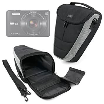 DURAGADGET Funda para Cámara Reflex Nikon S9900 | Coolpix P900 ...