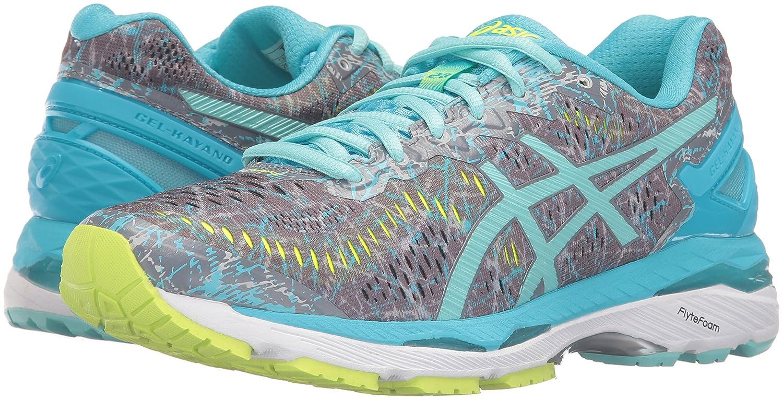 Zapatillas de running Asics Gel-Kayano 23 para mujer, talla 35,5, color Gris, talla 38,5 EU: Amazon.es: Zapatos y complementos