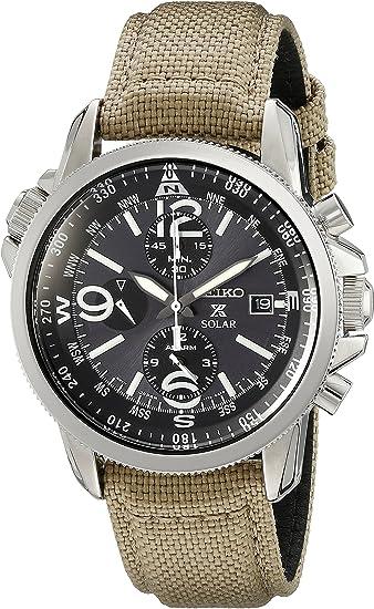 SEIKO(セイコー)腕時計海外モデルSSC293P1ソーラークロノメンズ[並行輸入品]