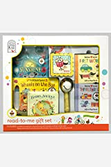 Read-to-Me Gift Set - Daytime Board Book Collection Board book