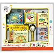 Read-to-Me Gift Set - Daytime Board Book Collection