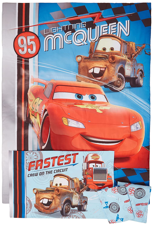 4 Piece Disney Cars Fastest Team Toddler Set