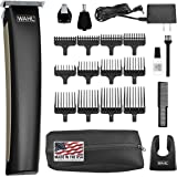 Wahl Clipper Lithium Ion 2.0 Beard Trimmer, rechargeable all in one trimmer for beard, mustache, stubble, ear, nose, body grooming, holiday Gift for men, by the Brand used by Professionals #9886