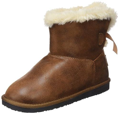 Amazon Lazo Botas Australiana Slouch Detrás Bota Y Para Complementos Conguitos Zapatos Niñas Con es qwzRZtT