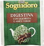 Sognid'Oro - Tisana Digestiva, Con Anice, Liquirizia E Menta - 40 G
