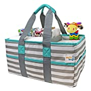 Early Hugs Diaper Caddy, Baby Shower Gift Bag