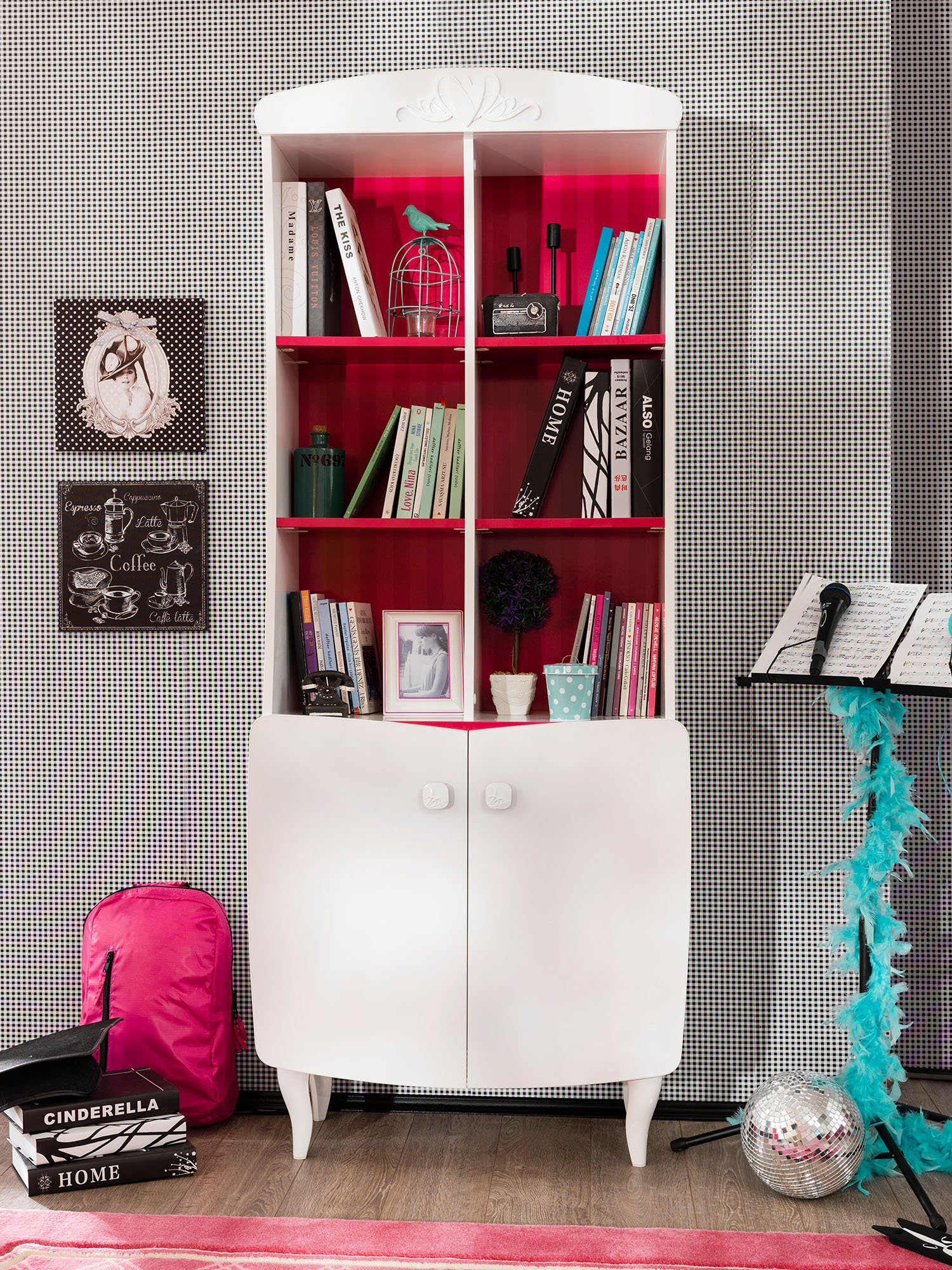 Cilek Kids Room Rosa Collection, Bookcase by Cilek Kids Room (Image #2)