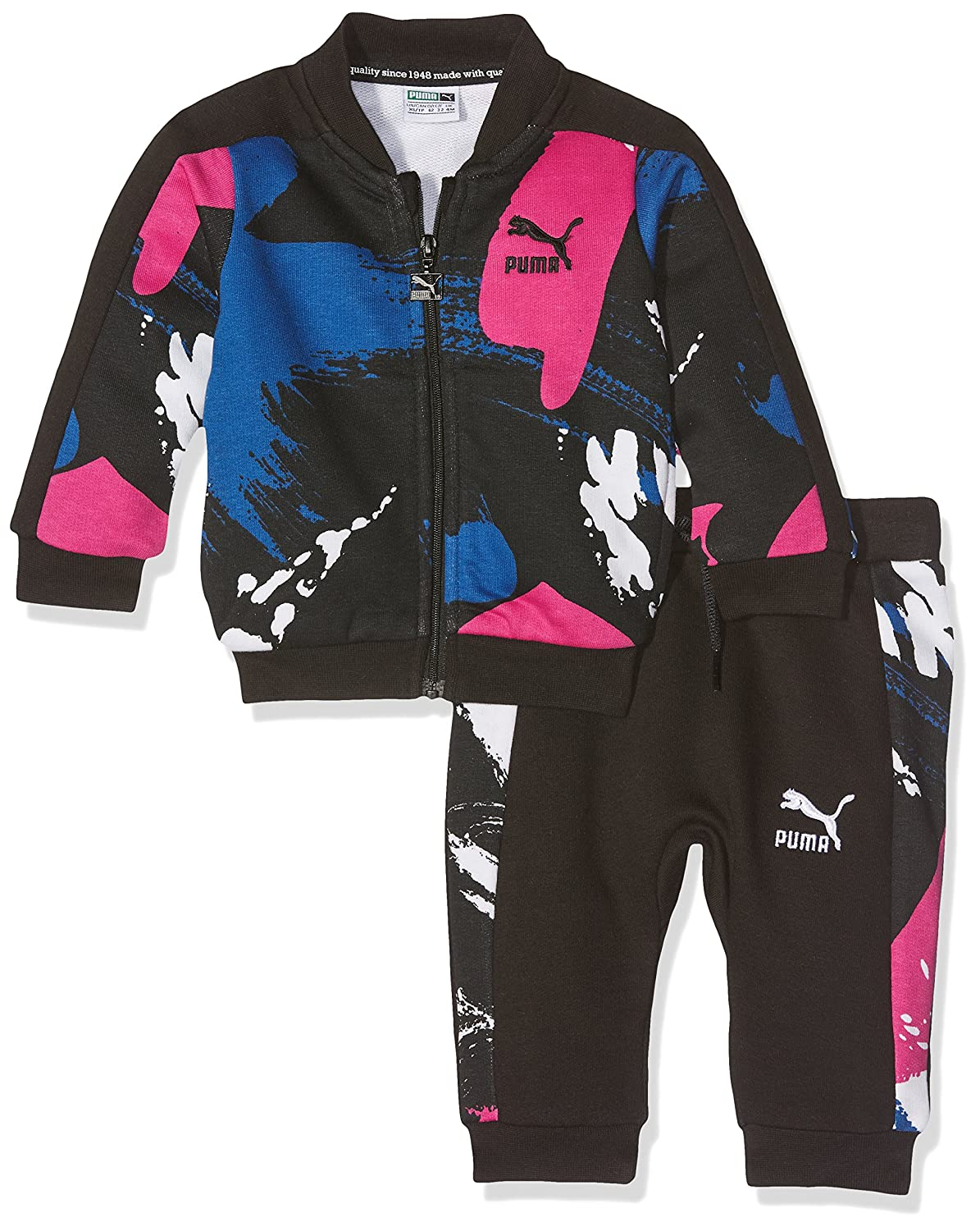c8191afb8 Puma Style G Classic jogger children s tracksuit
