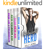 Her Accidental Hero: A BAD BOY BILLIONAIRE BROTHERS ROMANCE BOX SET