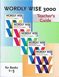 Wordly wise 3000 book 3 teacher resource book systematic wordly wise 3000 teachers guide fandeluxe Image collections
