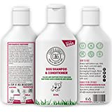 Dog Shampoo for Smelly Dogs and Itchy Sensitive Skin - Medicated Conditioner Puppy Safe - 500ml