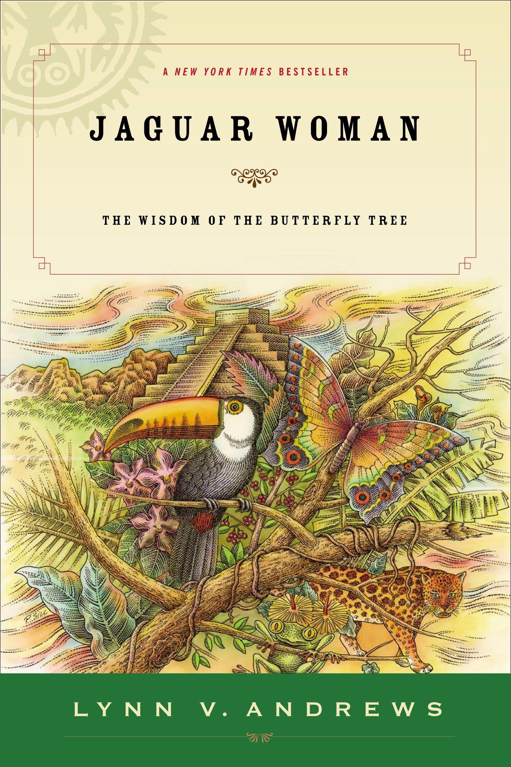 Read Online Jaguar Woman: The Wisdom of the Butterfly Tree PDF