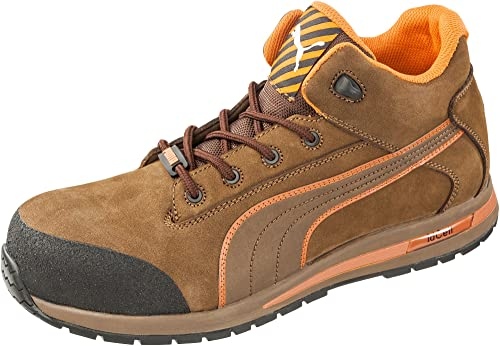 0aad634718e0a Amazon.com: PUMA Safety Mens Dash Mid EH: Shoes