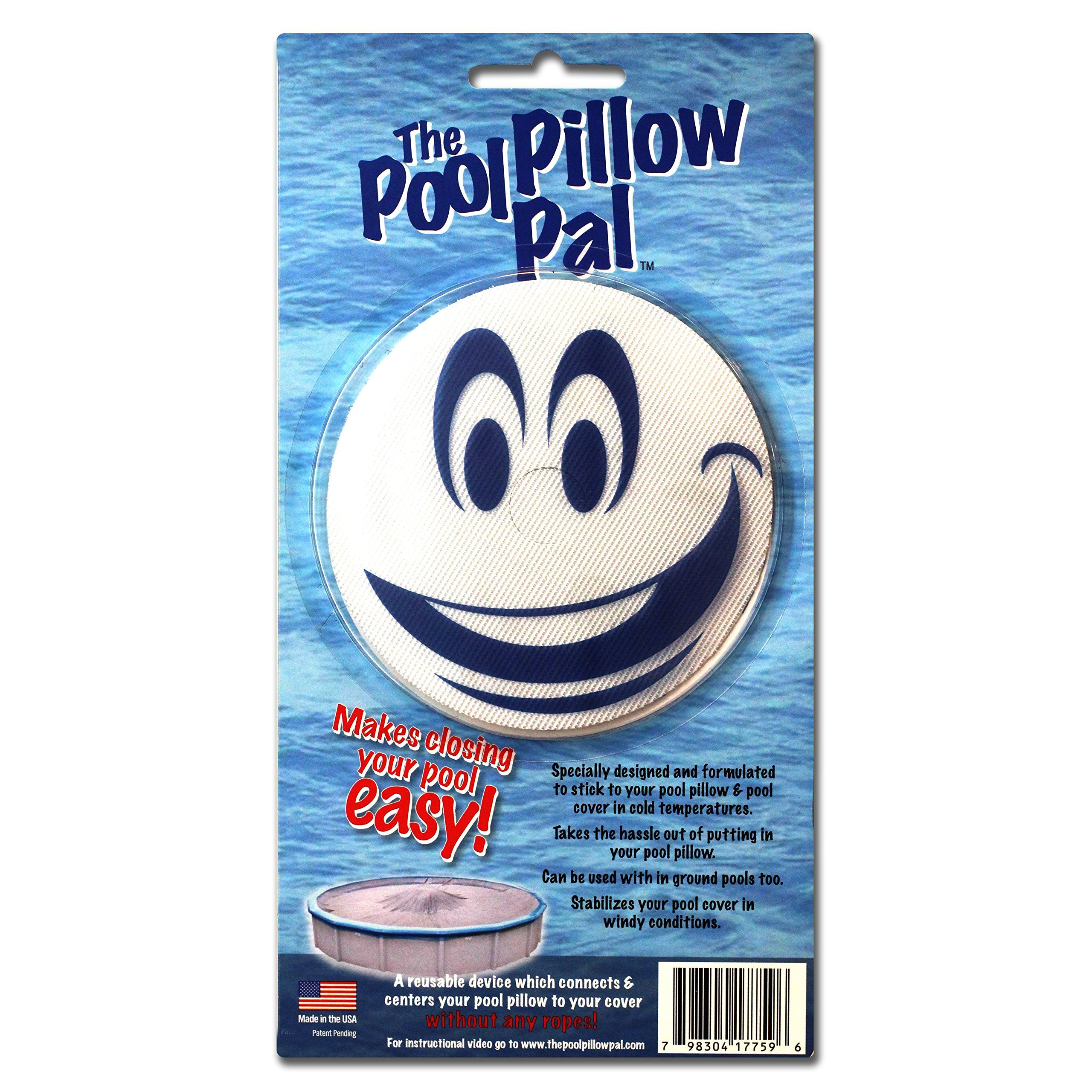 The Pool Pillow Pal Above Ground Winter Pool Cover Accessory