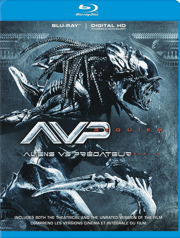 Alien Vs. Predator 2: Requiem [Blu-ray]: Amazon.es: Cine y Series TV