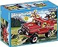Playmobil 310012-5616 - 4x4 Pompier D'intervention Avec Lance À Eau