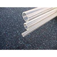 Tubo de plexiglás 20/16 mm de acrílico transparente