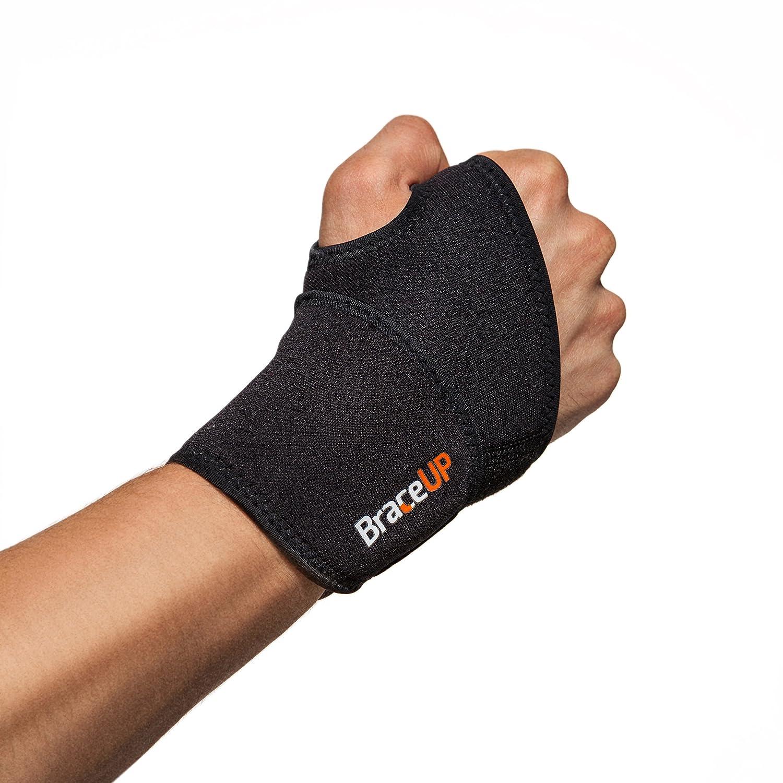 BraceUP Adjustable Wrist Support
