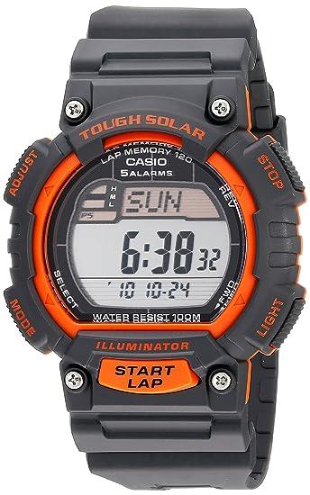 Casio Hombre Tough Solar Reloj digital multifunción – stls100h