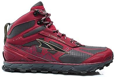 9924e788a45 Amazon.com | Altra Men's Lone Peak 4 Mid Mesh Trail Running Shoe ...
