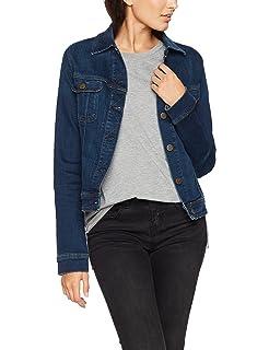 e187f70b7 Lee Slim Rider Blouson Femme: Amazon.fr: Vêtements et accessoires