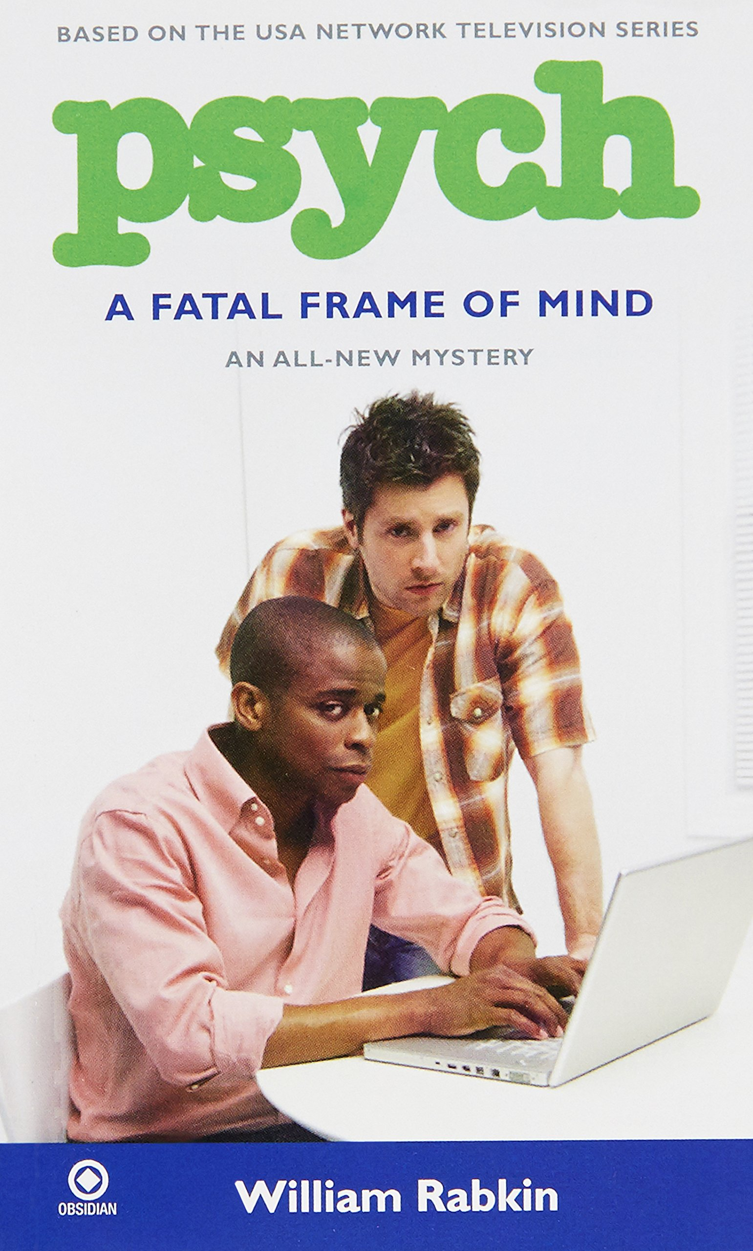 Amazon.com: Psych: A Fatal Frame of Mind (9780451231598): William ...
