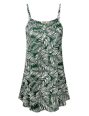 Green V-Neck Sleeveless Lace Pleated Chiffon Dress