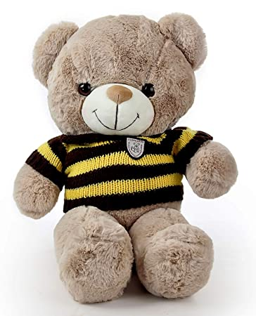 LOFA Bear-in-The-Sweater Plush Toy (Beige)