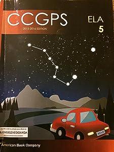 CCGPS ELA Grade 5
