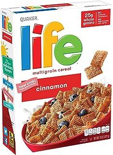 Quaker Life Multigrain Cereal Variety Pack 18 oz., 3 pk.