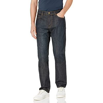 Agave Men's Waterman Relaxed Straight 5 Pocket Zip Fly Jeans in Leaucadia at Amazon Men's Clothing store