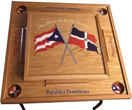 Dominican Republic Design Domino Table Mesa de Domino