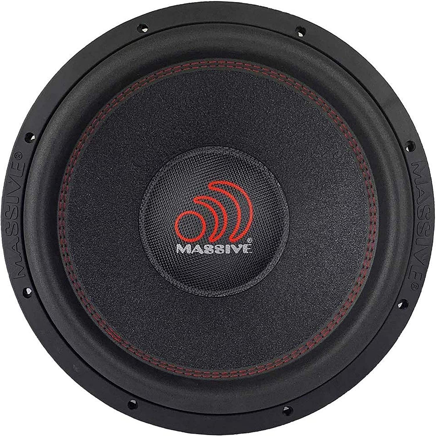 Car Subwoofer by Massive Audio KILOX154 15 Inch Car Audio 2,000 Watt MAX 1000w RMS High SPL Bass 15 Subwoofer 3 Inch Voice Coil Dual 4 Ohm Sold Individually Competition Subwoofer