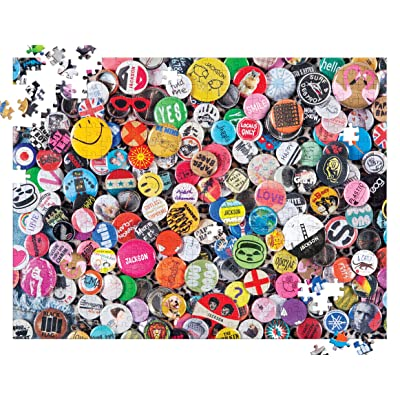 Custom Puzzle for Adults 500 Piece, Find and Seek, Quarantine Boredom Buster Activity: Toys & Games