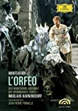モンテヴェルディ:歌劇《オルフェオ》 [DVD]