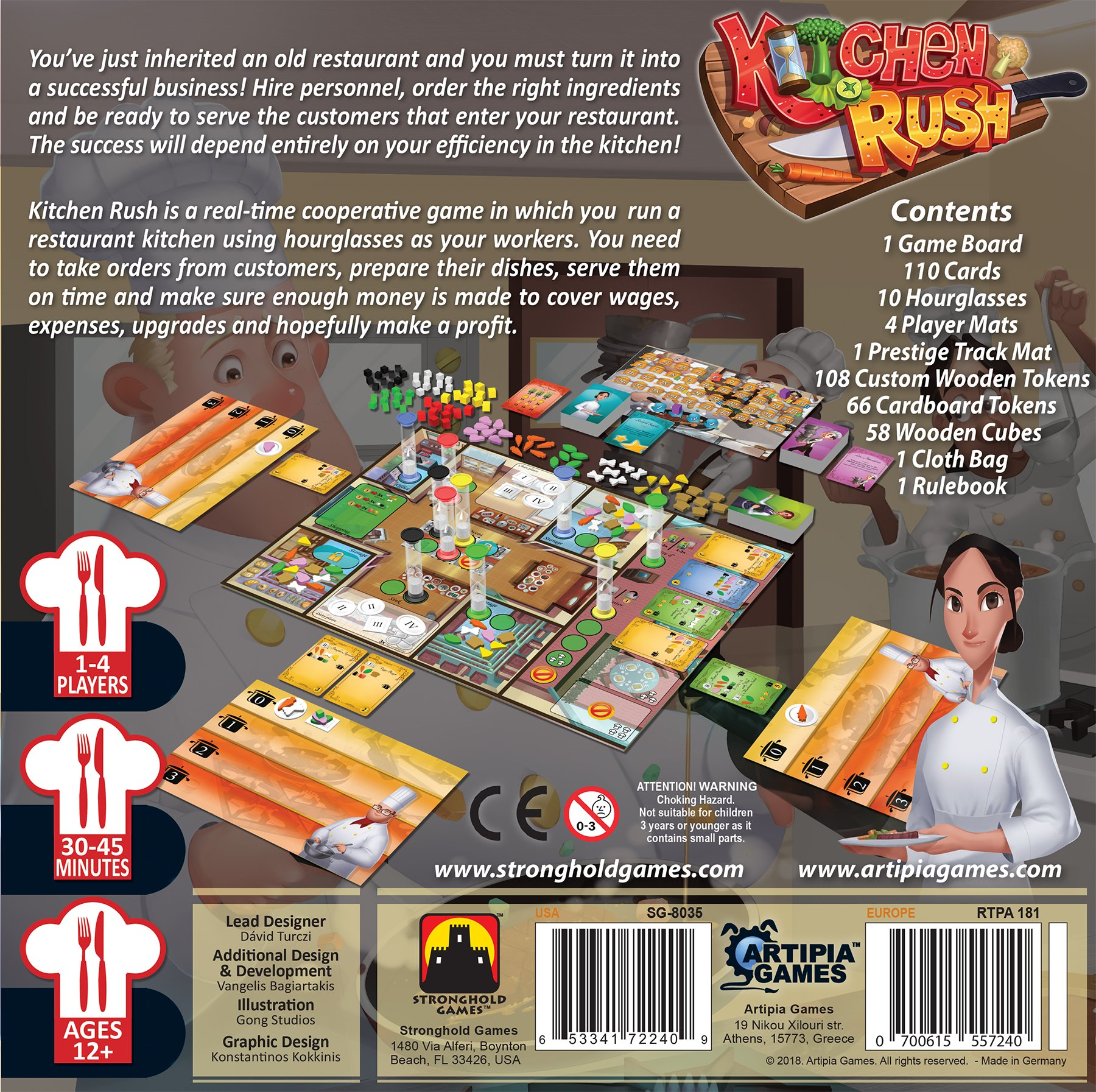 Image unavailable image not available for color kitchen rush game