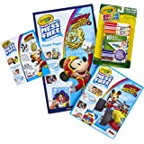 Crayola Color Wonder Mess Free Coloring, Mickey Mouse Gift, Ages 3, 4, 5, 6, 7