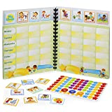 Chore Reward Chart System for Kids. Full Year