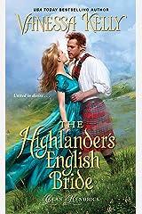 The Highlander's English Bride (Clan Kendrick Book 3) Kindle Edition