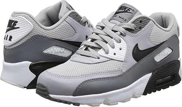 NIKE Air MAX 90 Mesh (GS), Zapatillas de Running Unisex niños: Amazon.es: Zapatos y complementos