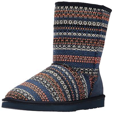 Lamo Women's Juarez Chelsea Boot, Blue, ...