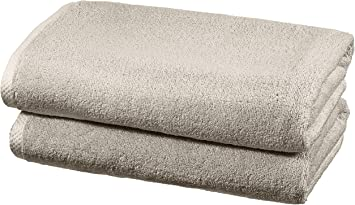 2 asciugamani 2 pezzi Platino Basics Set di asciugamani ad asciugatura rapida