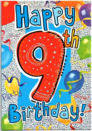 Amazon Com 9 And Magical Cute Happy Birthday 9 Years Old Monster Party Writing Journal Notebook For Boys Blank Lined Diary Gift For A Boy 9781086163247 Meehan E Books