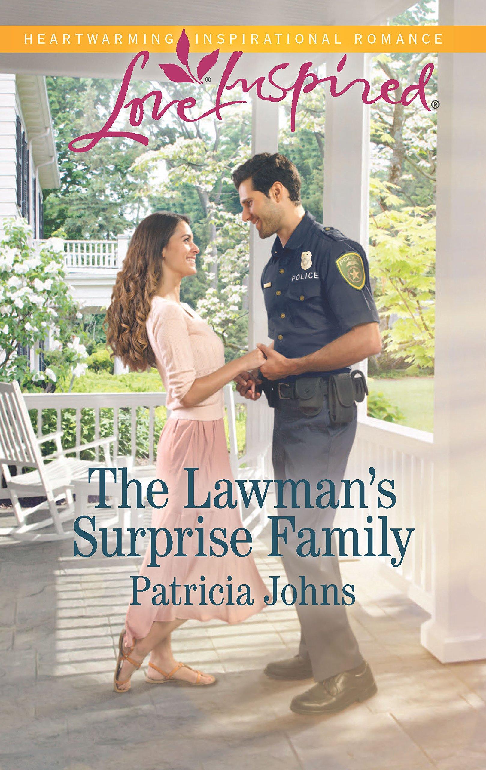 The Lawman's Surprise Family (Love Inspired): Patricia Johns:  9780373719433: Amazon.com: Books