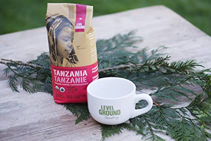 Image result for level ground coffee tanzania and colombia