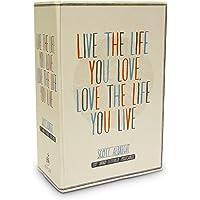 Live The Life You Love Postcard Box
